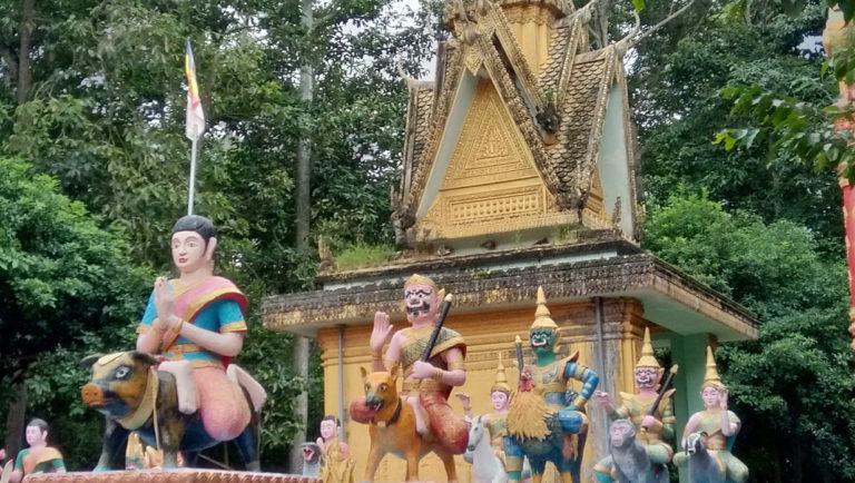 ChuaHang pagoda - TraVinh