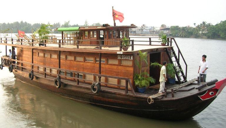 MienTay Boat Mekong cruise