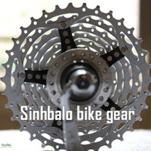 Sinhbalo bicycle gear
