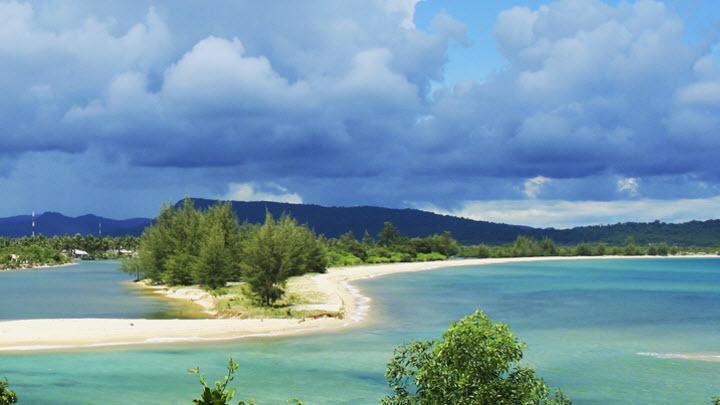 Vietnam beaches PhuQuoc - Long beach