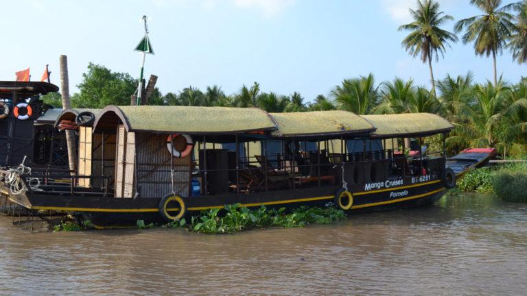 Mango boat cruise