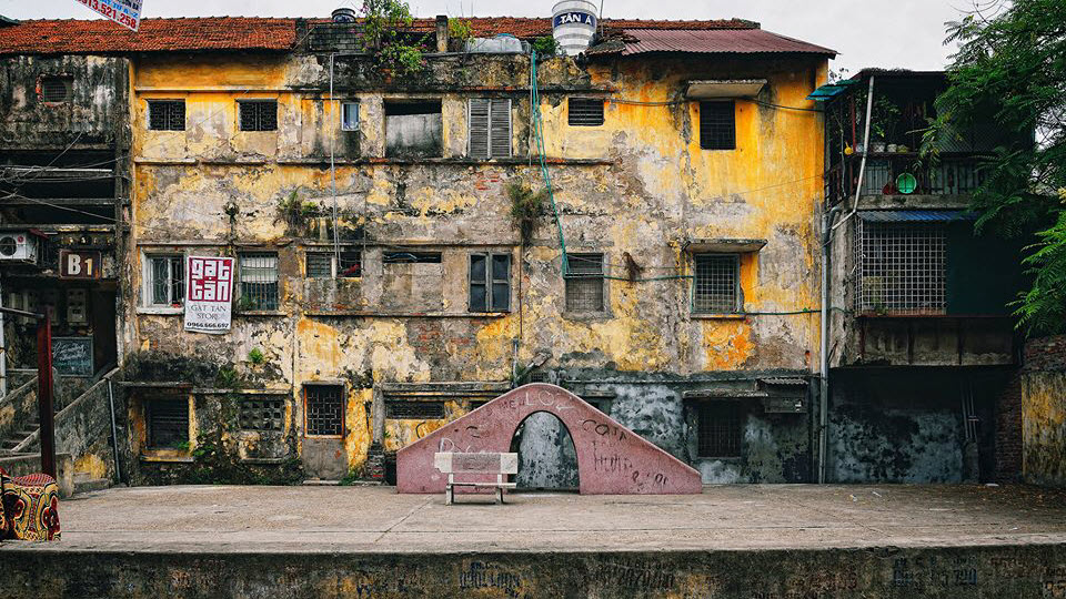 Co-op appartment in the subsidized period - Hanoi Vietnam