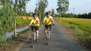 Mekong delta cycling tour 2 days - VinhLong to CanTho
