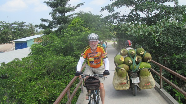 Mekong Delta Cycling Tours
