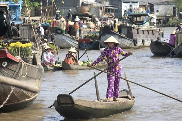 All in Sinhbalo Mekong Delta Tour!
