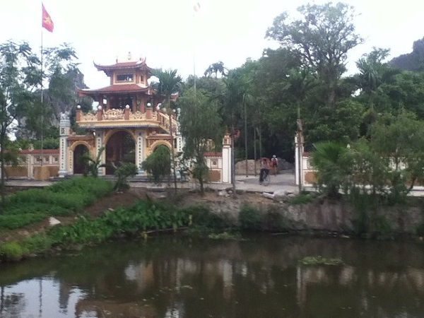 Cycling from Hanoi to NinhBinh