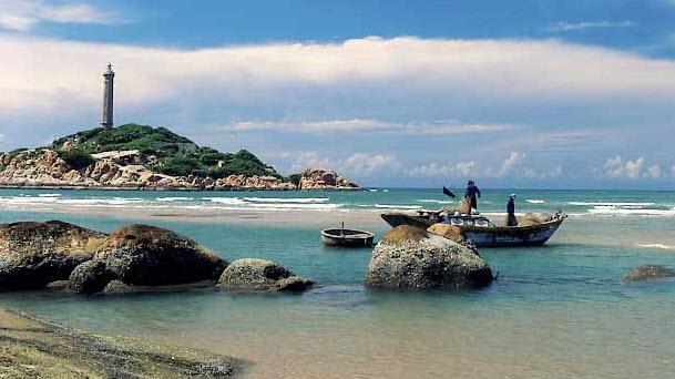 KheGa beach PhanThiet