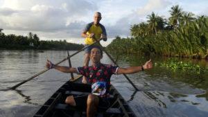 Bike and cruise mekong VungLiem