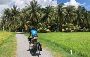Cycling mekong delta - Ap GiongTranh