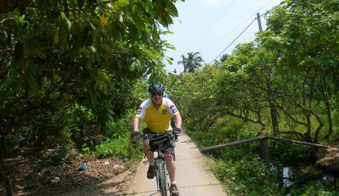 Mekong delta cycling Caibe